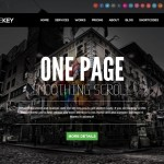 13 Free Beautiful And Elegant Single Page WordPress Themes