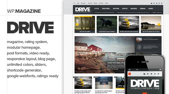 Drive-theme