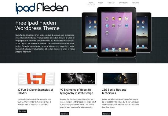iPadFieden