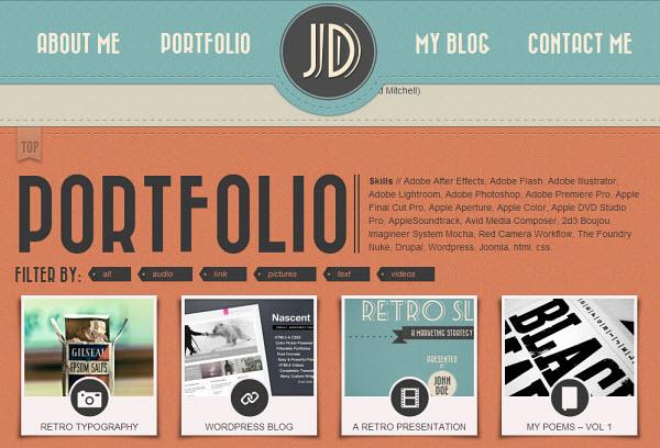 retro-wordpress-theme
