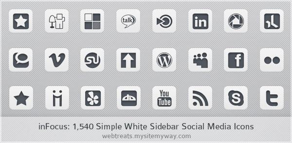 simple-white-icon-set