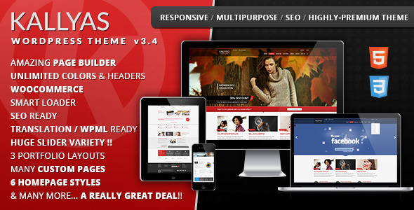 Top 20 Best And Latest WordPress Themes