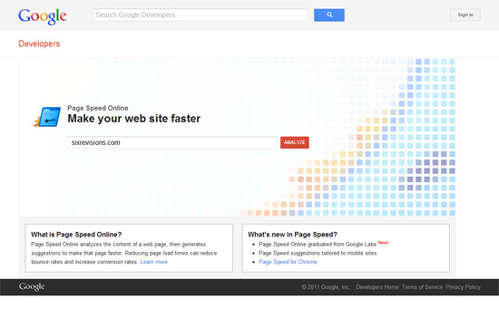 website optimization tools