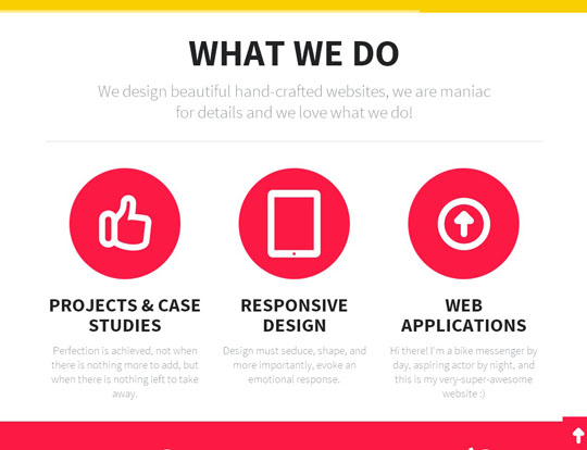 fency portfolio wordpress theme