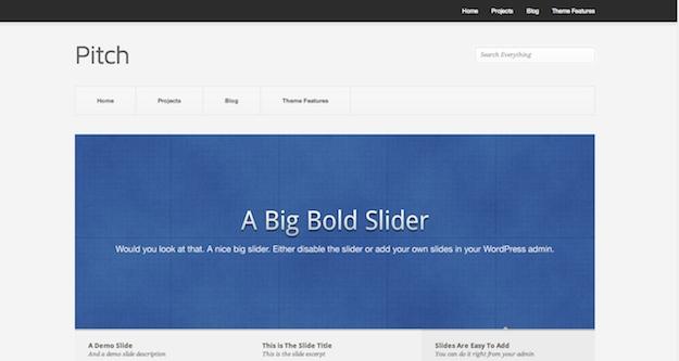 pitch-free-business-wordpress-theme
