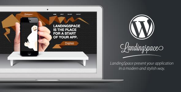 landingspace wordpress theme
