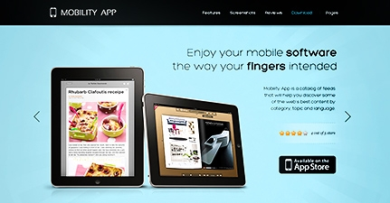 mobilityapp wordpress theme