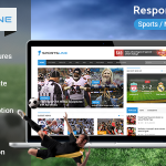 15+ Best Sports WordPress Themes