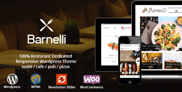 barnelli wordpress theme