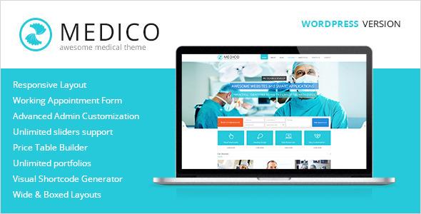 medico-wordpress-theme