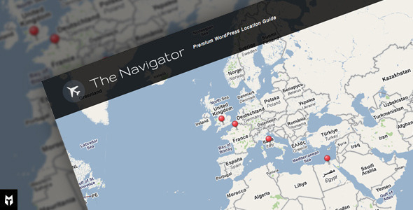 the navigator wordpress theme