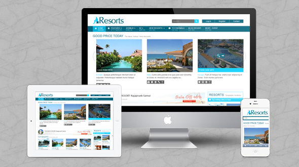 sj-resorts-joomla-template