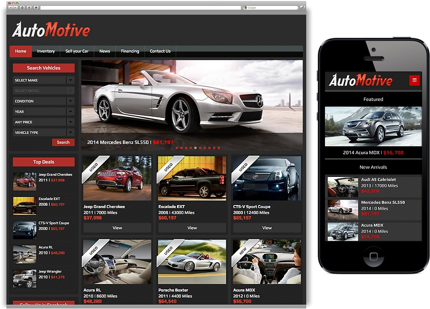 automotive-wordpress-theme