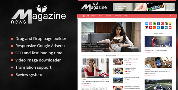 magazin-wordpress-theme