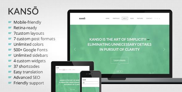 kanso-parallax-wordpress-theme