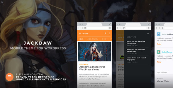 jackdaw-wordpress-mobile-theme