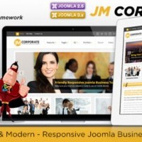 business joomla templates