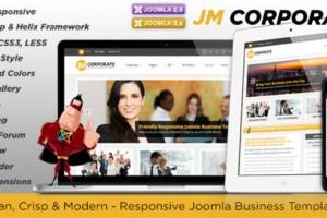 business joomla templates
