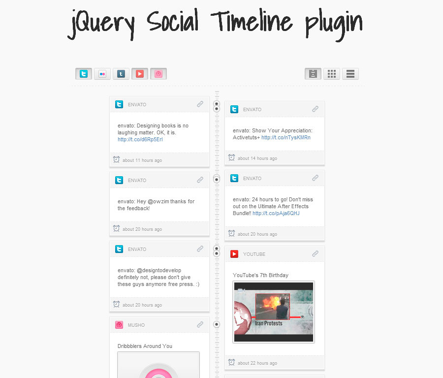 wordpress-social-timeline-plugin