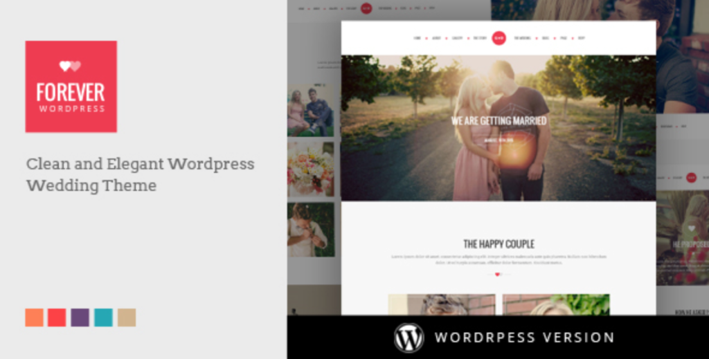 wp forever responsive theme