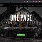 13 Free Beautiful And Elegant Single Page WordPress Themes