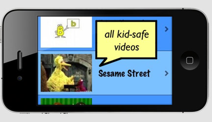 iphone and ipad apps for kids
