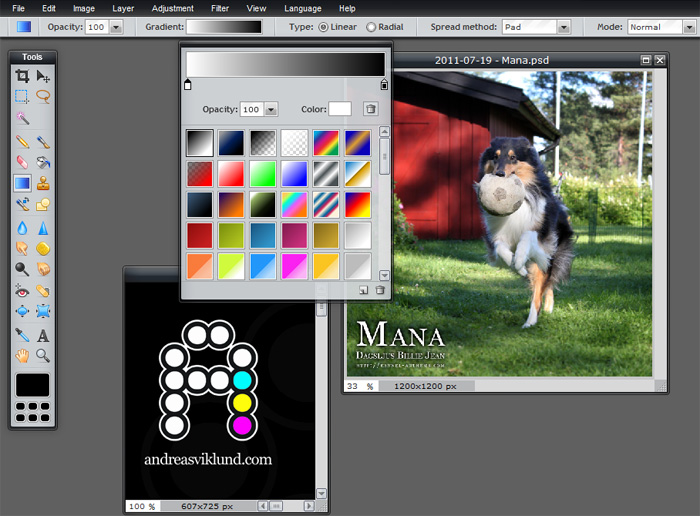 free online photo editing