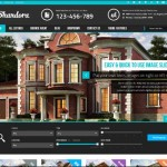 Top 20 Best And Latest Real Estate WordPress Themes