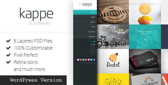 kappe wordpress theme