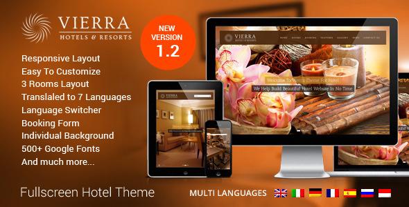 vierra wordpress theme