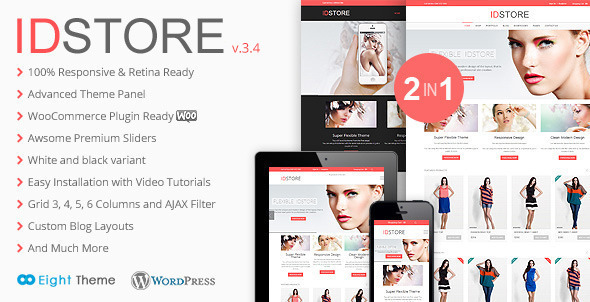 idstore wordpress theme