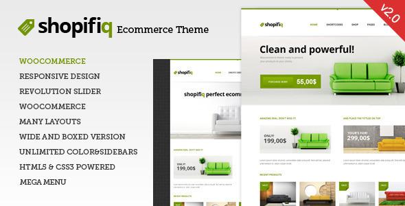 shopifiq wordpress theme