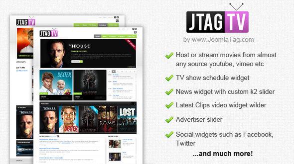 jtag-tv-joomla-template