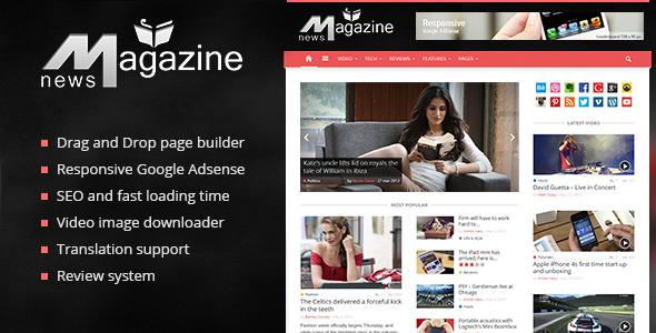 magazin-wordpress-theme